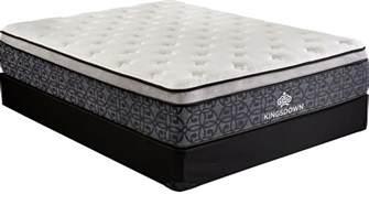 Best Nursery Bedding Sets by Kingsdown Heather Rose Full Mattress Set Euro Pillowtop