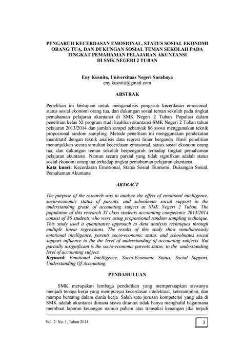 Vol 2 no 1 artikel 1 by JURNAL EKONOMI PENDIDIKAN DAN