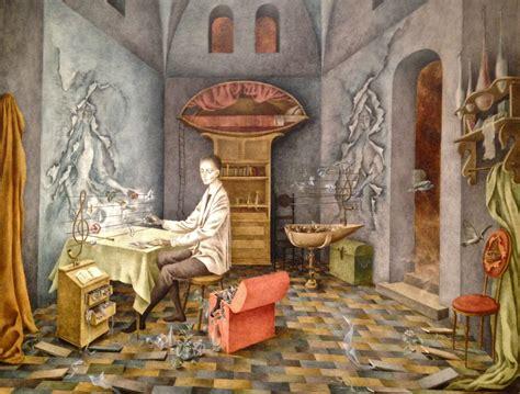 """The Surrealist Art of Remedios Varo"" by Anna Tham"