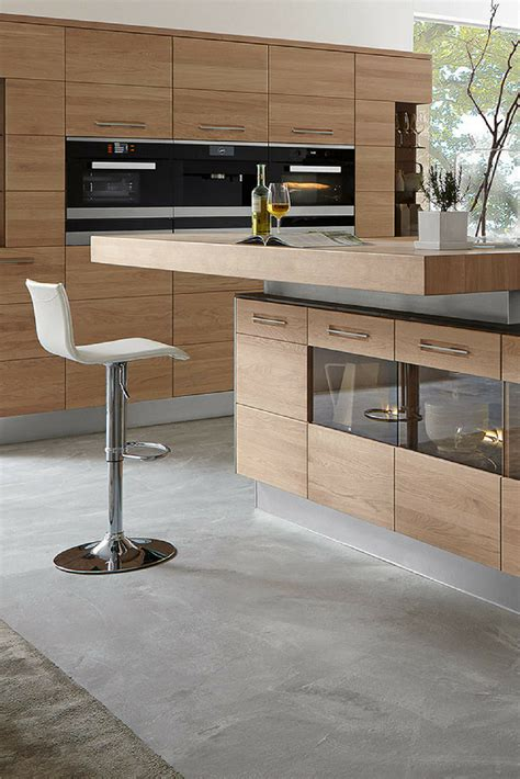 Kucheninsel Holz by 6 Einrichtungsideen Und K 252 Chenbilder F 252 R Moderne Holz