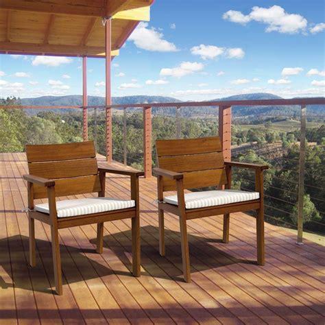 polywood vineyard mahogany 3 patio garden chair set