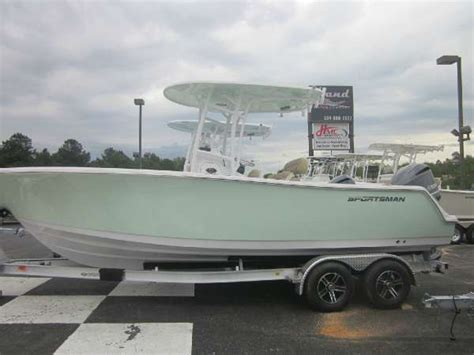 Sportsman Boats Dothan Al by Sportsman Boats Heritage 231 Center Consoles New In Dothan