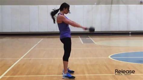 kettlebell swing exercise body