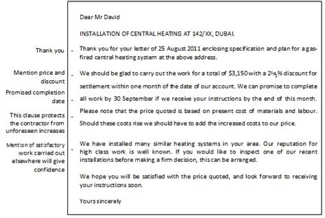 cost to send a letter estimate letter sle how to write an estimate or quote