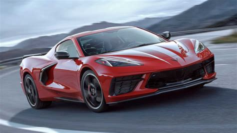 2020 Chevy Corvette Will Start Under ,000