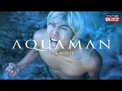 aquaman official  trailer ft nigahiga youtube