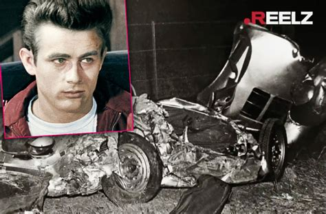 James Dean Car Crash Death Details