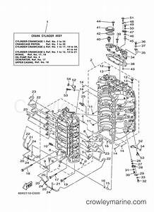 Diagram 3 Cyl Yamaha Outboard Diagrams Full Version Hd Quality Outboard Diagrams Partdiagrams Argiso It