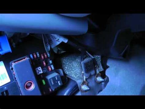 remove cigarette lighter    ford focus