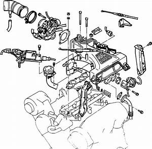 1995 Mitsubishi Montero Engine Diagram