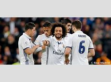 Real MadridSevilla Real Madrid begin 2017 with Copa del