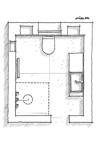 Bad Dachschräge Grundriss by B 228 Der Mit Problemzonen Perfekt Renoviert Lehmler