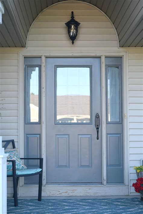 Adding Curb Appeal, How To Paint Shutters And Front Door
