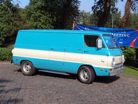 Dodge A100 by Dodge A100