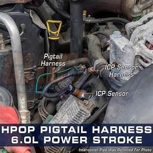 Glowshift High Pressure Oil Pressure Hpop Gauge Pigtail