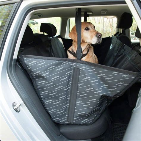 kleinmetall allside dog car seat cover