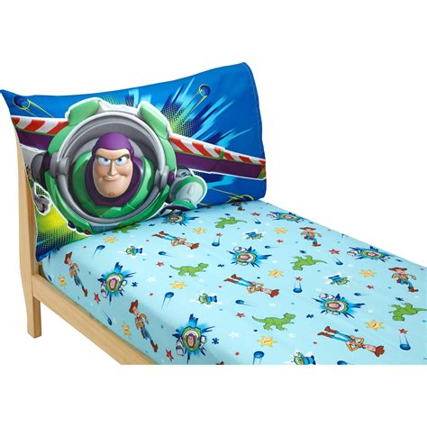 Story Toddler Bed Set by Disney Story Power Up Toddler Bed Sheet Set 2 Pack
