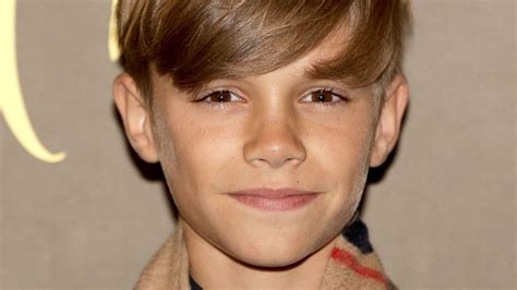 Romeo Beckham Wallpapers Images Photos Pictures Backgrounds