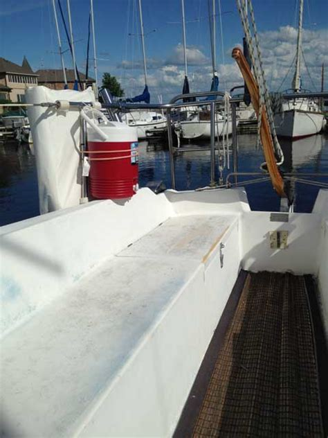 Boat Supplies Jackson Ms by Catalina 25 1986 Jackson Mississippi Sailboat For Sale