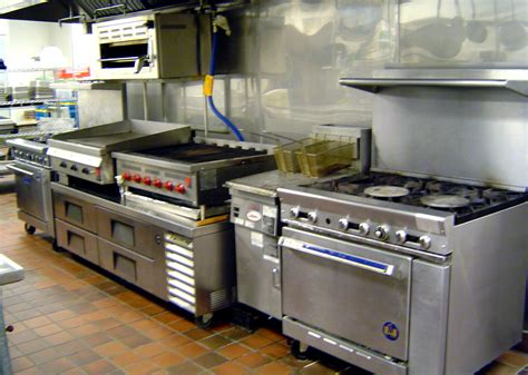 equipement cuisine kitchen restaurant equipment layout uotsh throughout