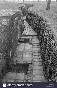 Restored German Ww1 Trenches At