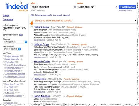 Where Should I Post My Resume by Should I Post My Resume On Indeed Social Recruiting
