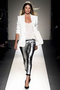 How to Wear Metallic Pieces this Coming Spring u2013 Glam Radar