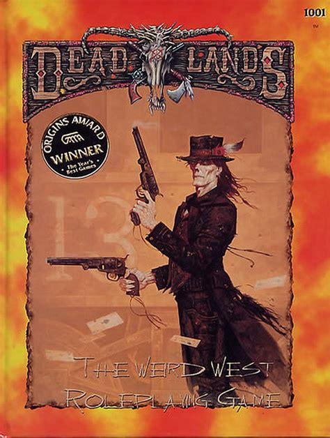 tabletop character wild west dead had rpg