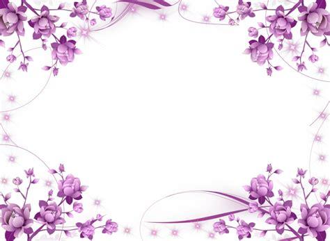 purple flower frame purple flowers  sparkly stars