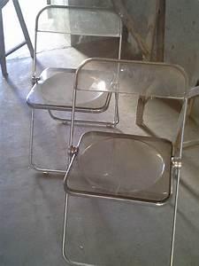 Chaise Plastique Transparente : chaise pliante plastique transparente veranda ~ Melissatoandfro.com Idées de Décoration