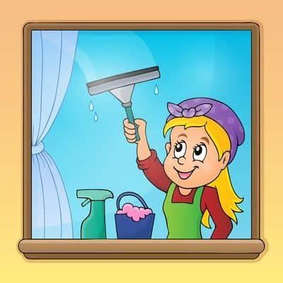 Fenster Putzen Tricks by Mit Den Richtigen Tricks Ist Fenster Putzen Gar Nicht So