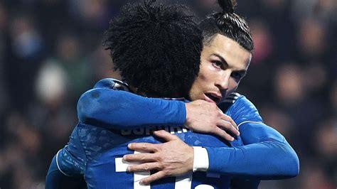 Football news - Cristiano Ronaldo equals Serie A record by ...