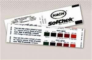 Test De Dureté De L Eau : bandelette de test duret de l 39 eau sofchek gratuite ~ Melissatoandfro.com Idées de Décoration