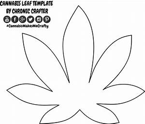 drawn weed leaf template pencil and in color drawn weed With weed leaf template