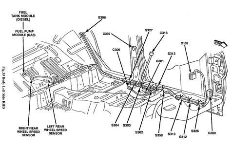 car wiring jeep wiring diagram speedometer 87