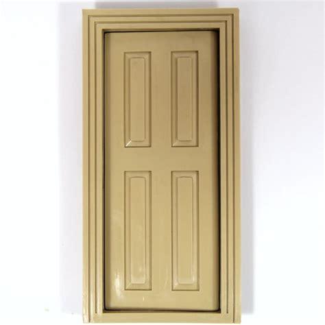Plastic Closet Doors by Plastic Interior Door 1 12 Scale Diy629