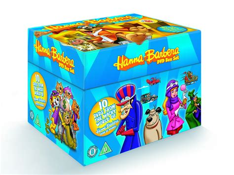 Hanna Barbera On Dvd (50 Images)