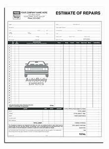 auto body invoice template auto body invoice template auto With auto body shop invoice sample
