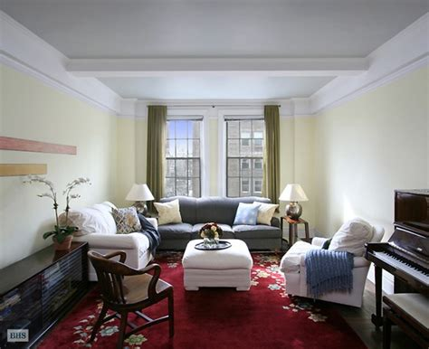 Ivory And Grey Living Room