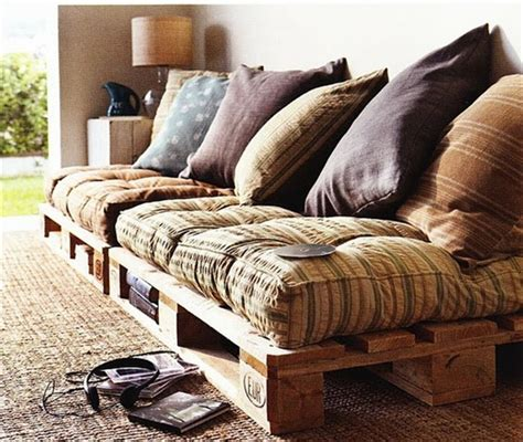 Diy    Pallet Sofa  Couch Wooden Pallet