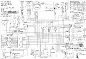 Wiring Diagram Polaris Sportsman 500  U2013 Powerking Co