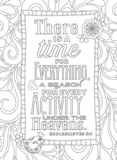 Inspirational Words Coloring Pages Adult