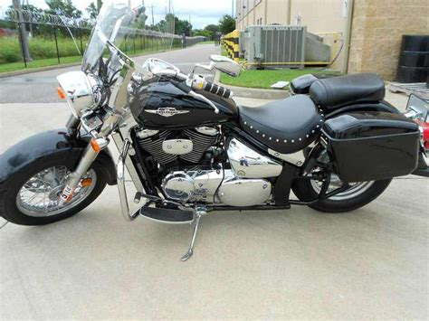 Buy 2006 Suzuki Boulevard C50 Black Cruiser On 2040-motos
