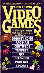 Classic Video Game Guide Books