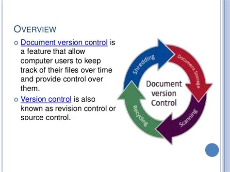 Ricohdocs Document Version Control Management System