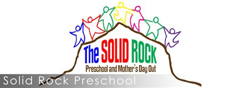 child care centers and preschools in wentzville mo 888 | logo solid rock