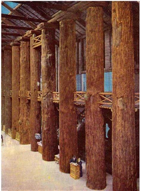 oregon lost worlds biggest log cabin  spectacular
