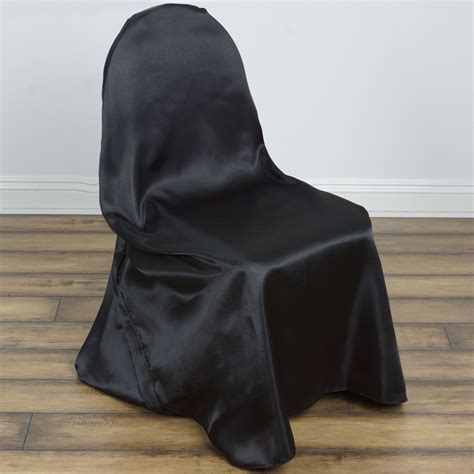 75 satin universal self tie for any of chair cover