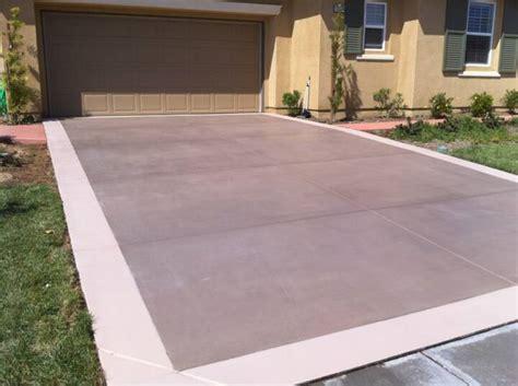 solid color concrete stain restore faded concrete