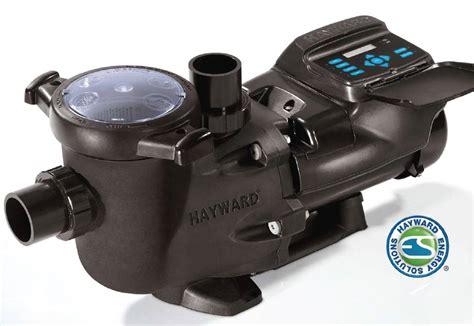 Hayward Ecostar Variable Speed Inground Swimming Pool Pump